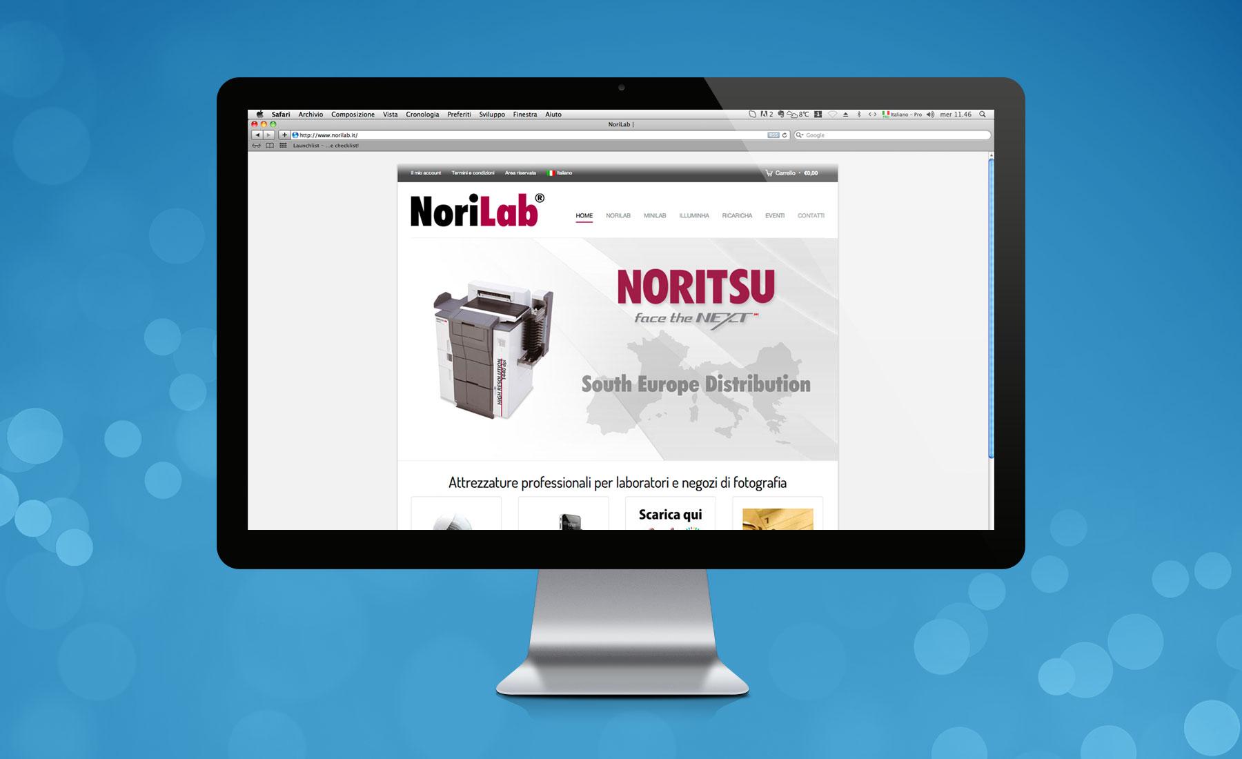 Sito Web Norilab