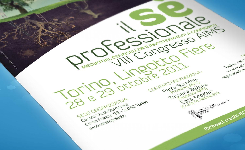 Comunicazione Visiva Congresso AIMS 2011
