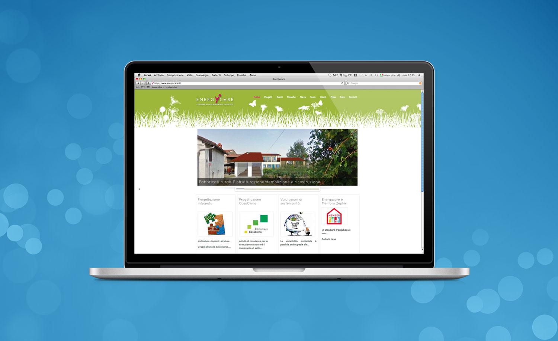 Realizzazione Sito Web Energycare