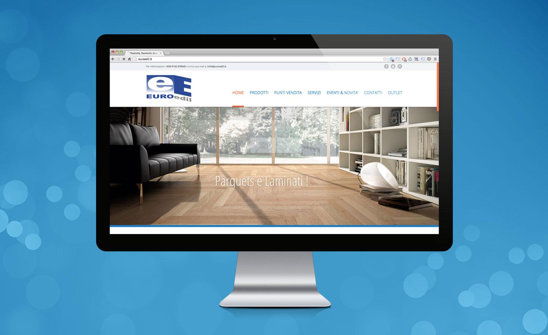 Realizzazione Sito Web Euroedil