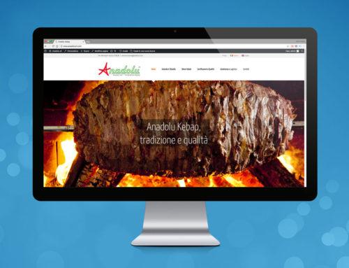 Sito Web Anadolu Kebap